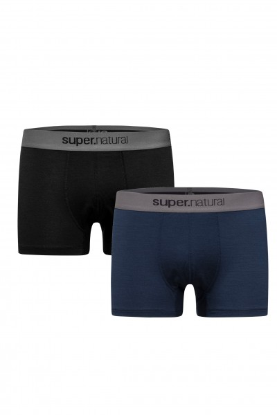 M BASE BOXER DOUBLE PACK