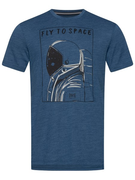 M FLY TO SPACE TEE