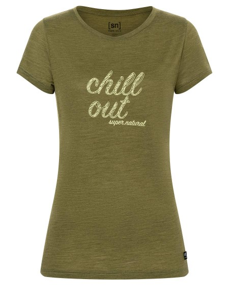 W CHILL TEE